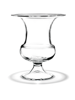 Old English serie, dansk design, glas, blomster